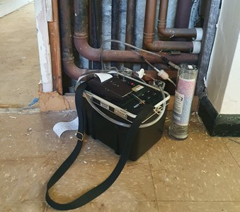 Radon Monitoring