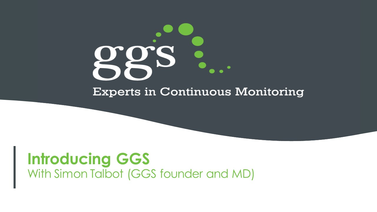 Introducing GGS video with Simon Talbot