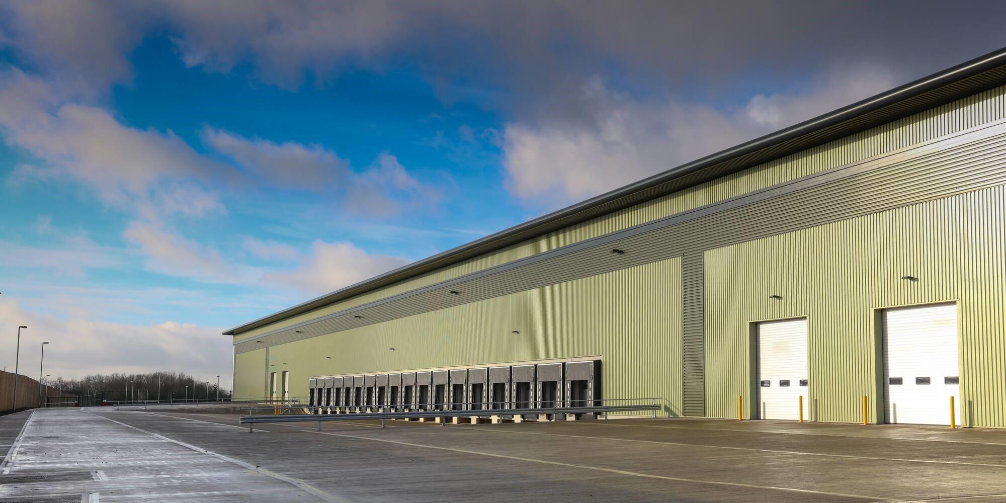 warehouse ground gas monitoring